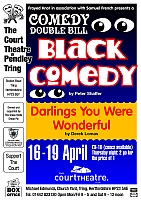 Black Comedy / Darlings (2008) (Click to enlarge)