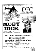 D.F.C. / Moby Dick {Double Bill} (1993) (Click to enlarge)