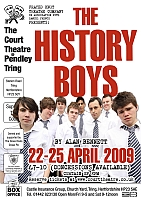 History Boys (2009) (Click to enlarge)