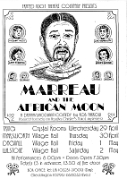 Marreau and the African Moon (1992) (Click to enlarge)