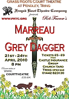 Marreau Grey Dagger (2010) (Click to enlarge)
