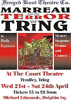 Marreau and the Terror of Tring (2004) (Click to enlarge)